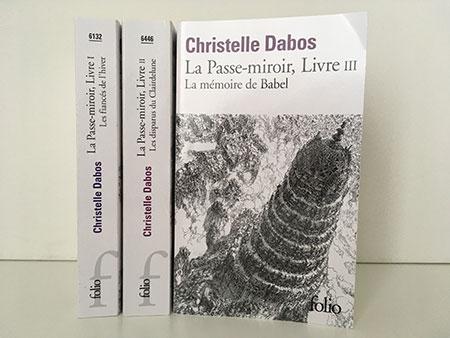 La Passe-miroir, tome 3 : La mémoire de Babel - Christelle Dabos