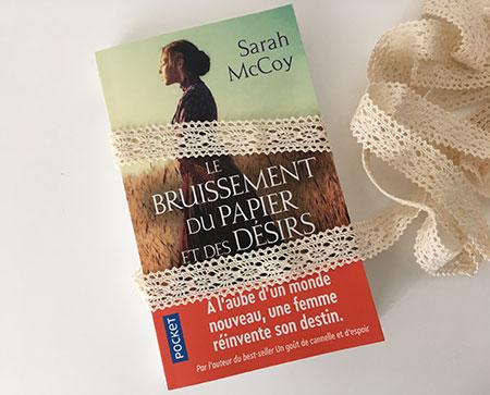 Le bruissement du papier et des désirs - Sarah McCoy