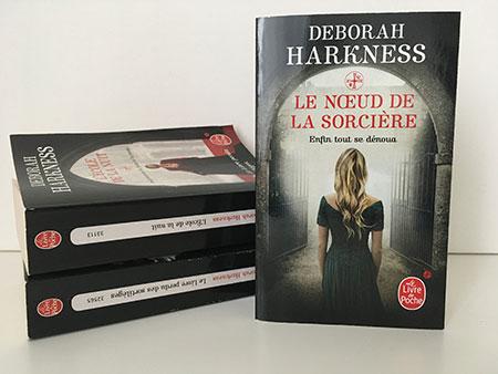 Le livre perdu des sortilèges, tome 3 : Le noeud de la sorcière - Deborah Harkness