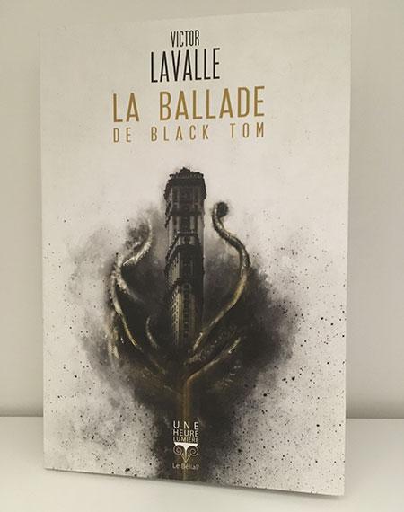 La Ballade de Black Tom - Victor LaValle